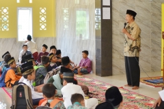 Kegiatan di Dalam Masjid