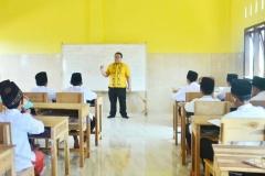 Suasana KBM Kelas SMP
